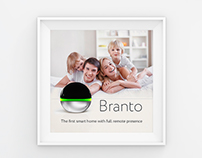 SMM pictures for Smart Home system Branto