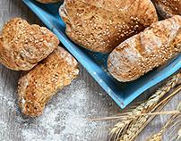Escanda bread from Asturias