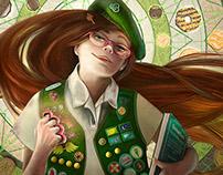 Kimmy Watson - Adventure Scout