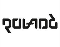 Roland Scheil  |  Ambigramm-Design 2