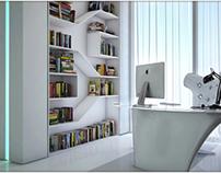 Futuristic minimalism