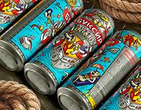 Пиво «Буксир»