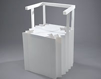 Carton chair
