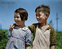 Colorized portraits