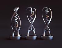 FWA award trophy concept