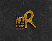Rong Jewellery Visual Identity