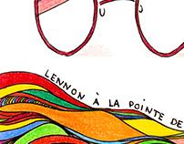 John Lennon - Maquette