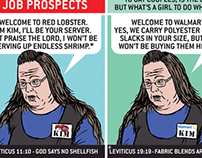 Kim Davis' Future Job Prospects