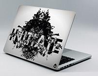 Laptop Skin - I