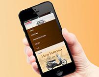 Yamaha Fino mobilesite