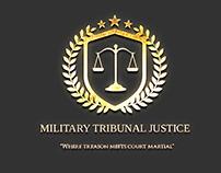 Logo Military Tribunal Justice