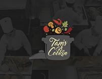 Tam's A Cookin