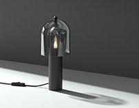 Free 3d model / Clarine Table Lamp by Ligne Roset