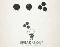 Speak About - Brand Identity