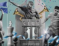 Club 619 - Sports Fest