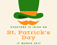 St Patrick's Day Campaign