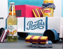 Pepsico 2016 summer campaign