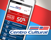 Centro Cultural | Web Móvil