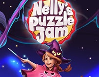 Nelly's Puzzle Jam - Halloween Music