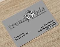 Logo trendypixie