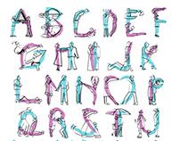 Couple font