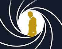 Ian Fleming Publications website redesign