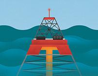 Biodiversity matters - exhibition illustrations