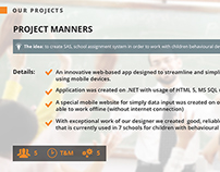 Project Manners