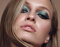 Metallic Skai for Elegant Magazine
