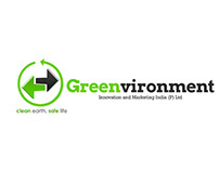 Creative branding concept for Greenvironment