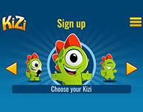Kizi App Login