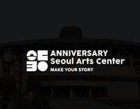 Seoul Arts Center 30th anniversary -personal project