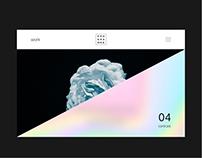 Programme - Portfolio Website