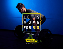 Technogym - Let's Move for Rio
