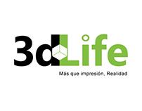 Identificador para empresa de Impresión 3D