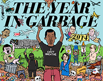 Year in Garbage :: WIP