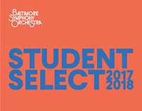 Student Select, BSO 2017-18