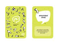 Motivacni karty - projekt ikon i kart