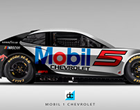 Oil Company NASCAR livery Concepts