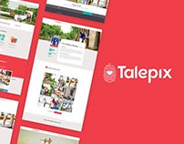 Talepix Website
