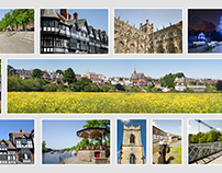 Photography of Chester in England