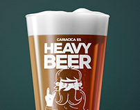 Heavy Beer - Identidade