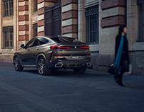 BMW X6 40i
