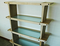CNC Shelves to low tables