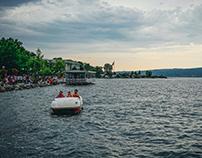 Lake city ( Spanca )