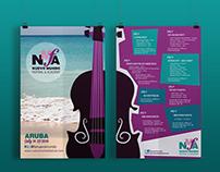 Branding: Nuevo Mundo Festival And Academy '16