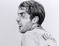 Richard Keogh - Irish Defender