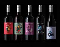 The Fabulist Wine Range