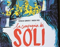 La compagnia dei soli - graphic novel