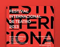 Festival Internacional de Teatro 2013